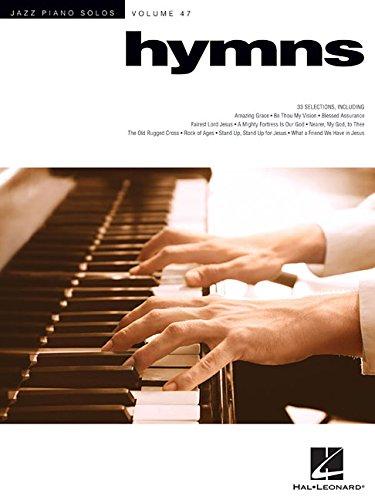 Hymns Jazz Piano Solos Series Volume 47 Epub