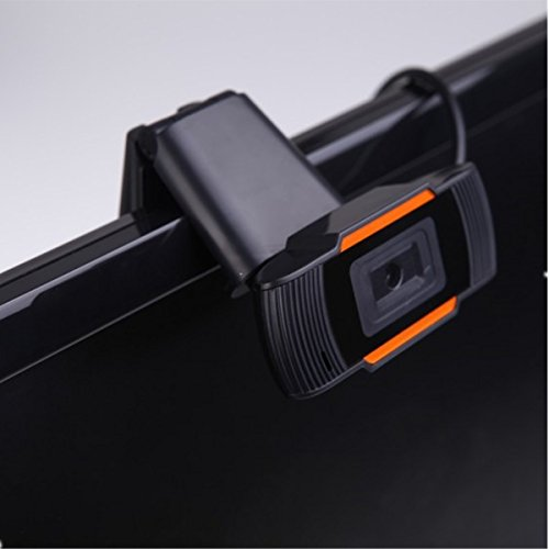 Web Camera 720P PC Camera USB HD Webcam Video Record with Microphone for Laptop Skype MSN by YoLuke (Image #4)
