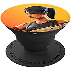 Fortnite Ramirez PopSockets Stand for Smartphones and Tablets - PopSockets Grip and Stand for Phones and Tablets