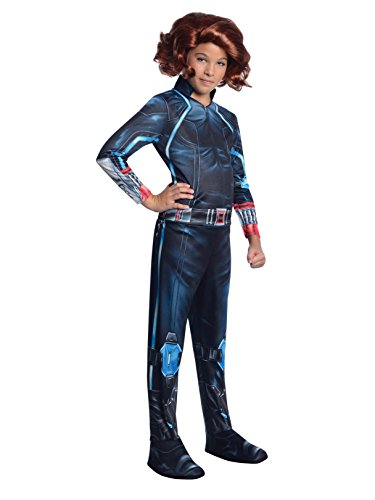Avengers 2 Black Widow Costume for