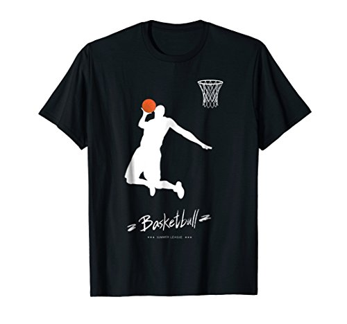 Basketball USA-NBA Summer League T Shirt