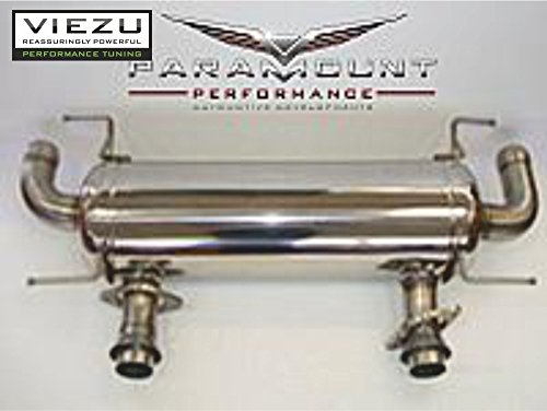 DBS Exhaust System and DBS Exhaust Mufflers: