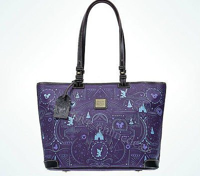 f2bdcb6886a4 Amazon.com   Dooney   Bourke Disney 2017 Castle Mickey Sorcerer Tote Handbag  Purse   Everything Else