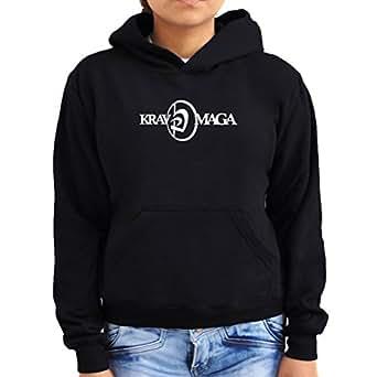 Krav Maga Symbol Women Hoodie