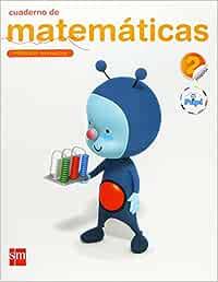 Cuaderno de matemáticas. 2 Primaria, 1 Trimestre. Conecta
