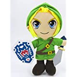 "elkJoy 12"" Zelda Link Plush (Link)"