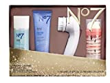 No7 Cleansing Brush Heads - Exclusive New No7 Deluxe Cleanse Collection XMAS'18