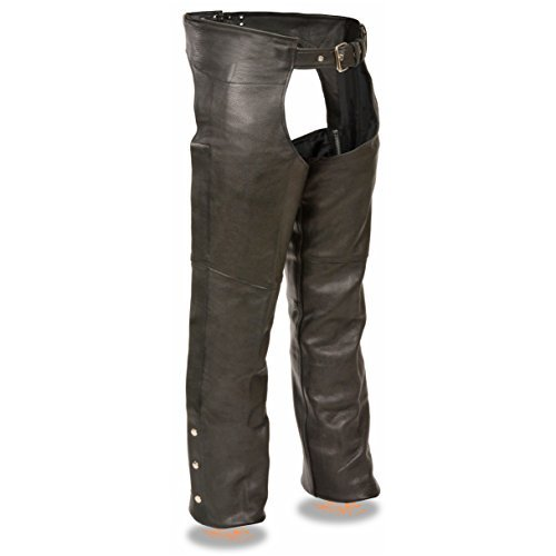Insulated Motorcycle Chaps - 9
