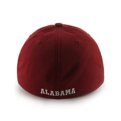 NCAA Alabama Crimson Tide '47 Brand Franchise Fitted Hat