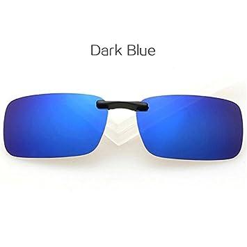 KLXEB Coloque Las Gafas De Sol Polarizadas Hombre Encajar Miopía Gafas Gafas De Visión Nocturna Sin