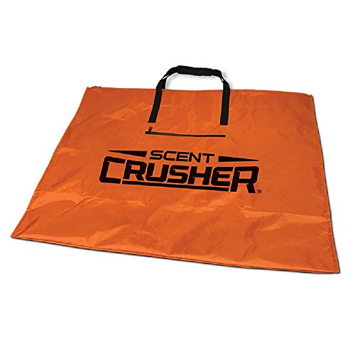 Scent Crusher, Scent Free Bag/Changing Mat