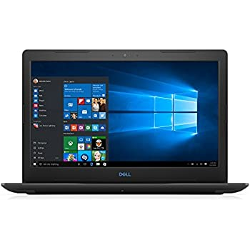 "Dell G3 Gaming Laptop - 15.6"" FHD, 8th Gen Intel i5-8300H CPU, 8GB RAM, 256GB SSD, NVIDIA GTX 1050 4GB VRAM, Black - G3579-5965BLK-PUS"