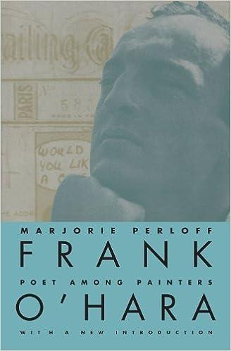 Book Frank O'Hara: Poet Among Painters by Marjorie Perloff (1997-12-01)