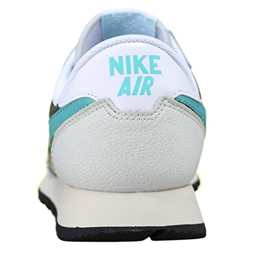 White 828403 light Teal 005 Nike Plateado Mujer Silver Flat Opal Zapatillas Washed De Deporte Para S7d8dqUxw