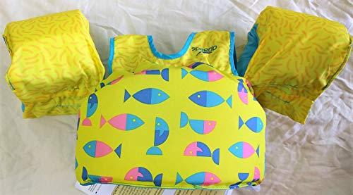 Speedo Begin Printed Neoprene Yellow