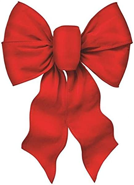 Large Red Bow Christmas Decorations  from images-na.ssl-images-amazon.com