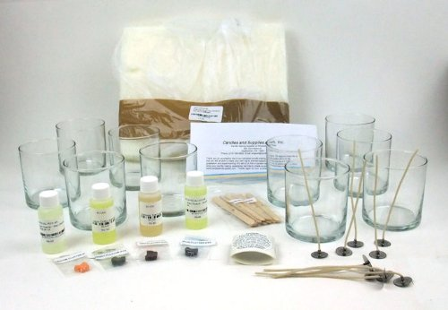 Container Candle Making Kit