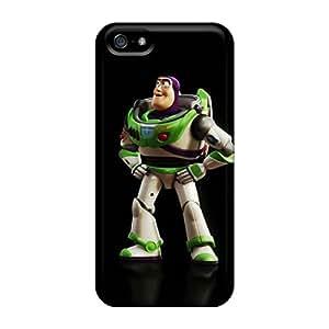 New Tpu Hard Case Premium Iphone 5/5s Skin Case Cover(buzz Lightyear)