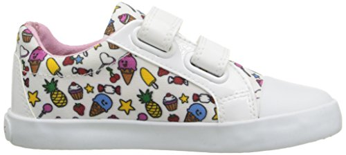 a6b5a558 Geox Baby-Boys, First Steps Shoes, B Kiwi Girl D, Multi (Multicolor  (White/Multi)), Toddler 8.5: Amazon.co.uk: Shoes & Bags
