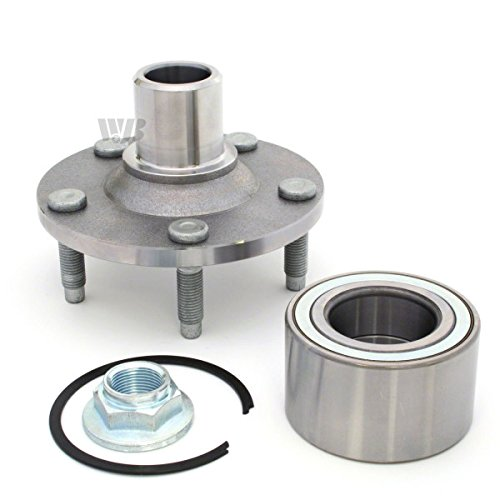 Mariner Bearings Hubs Front - WJB WA518515  Front Wheel Hub Bearing Module Kit  Cross Reference: Timken HA590286K, Moog 518515, SKF BR930286