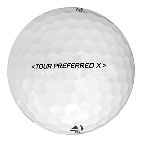 108 TaylorMade Tour Preferred X - Value (AAA) Grade - Recycled (Used) Golf Balls by TaylorMade