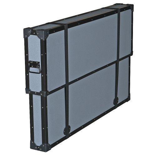 Plasma Case - 60 Inch Plasma Slim Single Light Duty Road Cas