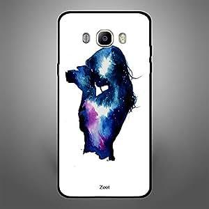 Samsung Galaxy J7 2016 Girl Clicking Photo
