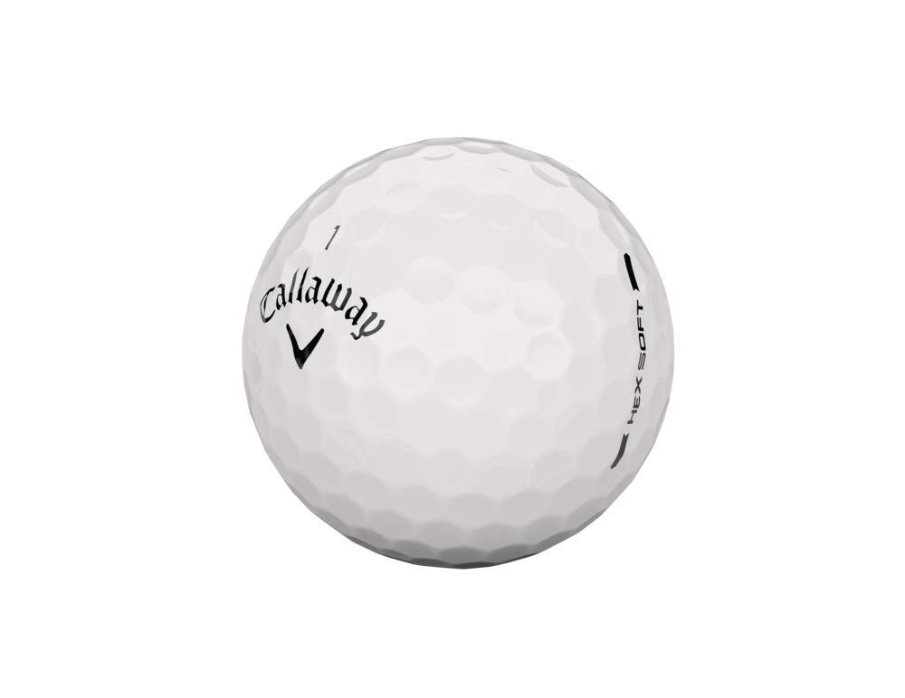 Amazon.com: Callaway Hex Soft - Pelotas de golf: Sports ...