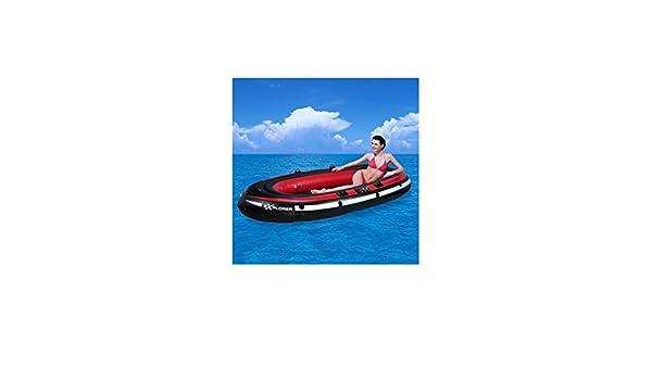 Barca Hinchable (3 plazas): Amazon.es: Deportes y aire libre