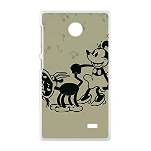 KKDTT Mickey Mouse Phone Case for Nokia Lumia X case