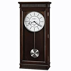 Howard Miller Kristyn Wall Clock with Espresso Finish
