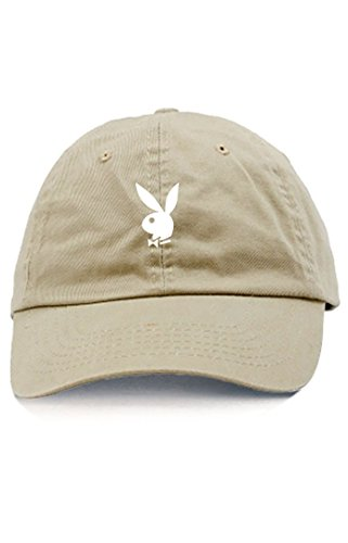 Playboy Bunny Unstructured Dad (Playboy Womens Cap)