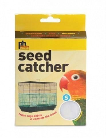 Prevue Pet Products Mesh Bird Seed Catcher 7