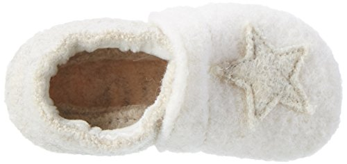 NangaSternchen - Botines de Senderismo Bebé-Niños Blanco - Weiß (Winterweiß / 11)