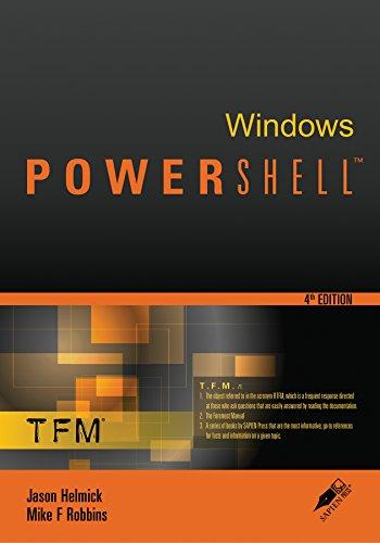 Download Windows PowerShell TFM Pdf