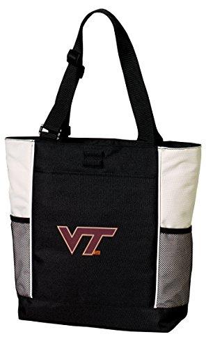 (Broad Bay Virginia Tech Tote Bags Virginia Tech Hokies Totes Beach Pool Or Travel)