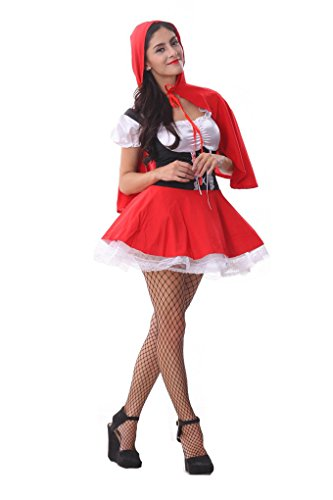 Dawafa Little Red Riding Hood Cosplay clothing (Little Red Riding Hood Cosplay)