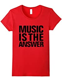 Music Is The Answer | Music Festivals EDM House Music Techno