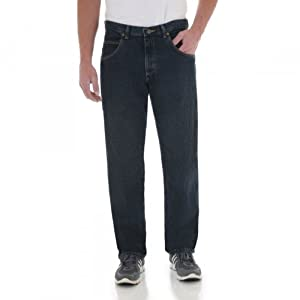 Wrangler Men's Big & Tall Rugged Wear Regular Straight-Fit Jean