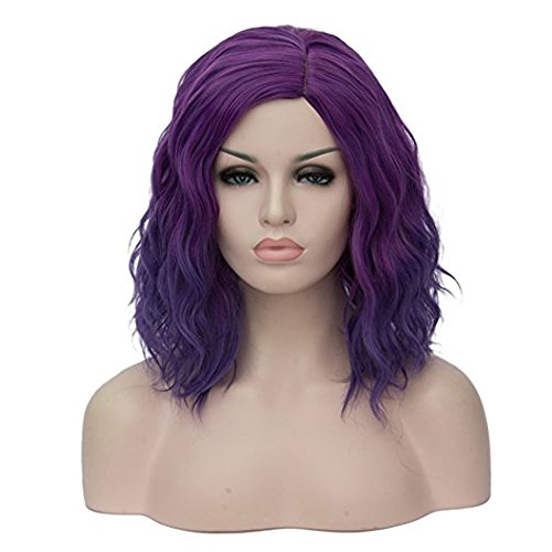 Dark Purple Wig (BERON 14