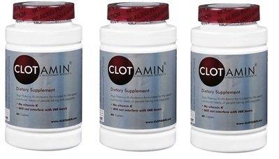 Комплект из 3 КАЖДОГО CLOTAMIN Мультивитамин (NO K) 60CP PT # 85228400200