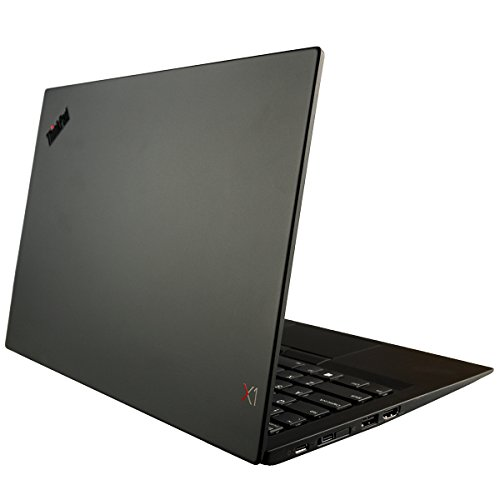 "CUK Lenovo Thinkpad X1 Carbon 6th Gen Laptop (Intel i7-8650U, 16GB RAM, 1TB NVMe SSD, 14"" WQHD IPS Display, Windows 10 Pro) Ultrabook Notebook Computer"