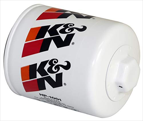 K&N HP-1001 Performance Wrench-Off Oil Filter ()