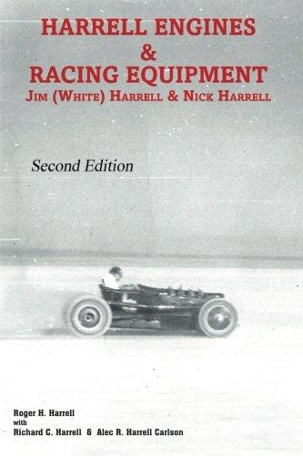 Harrell Engines & Racing Equipment: Jim (White) Harrell & Nick Harrell