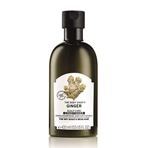 Shampoo White Ginger - The Body Shop Ginger Scalp Care Conditioner, 13.5 Fl Oz (Vegan)