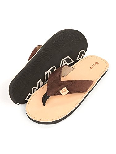 Two Hands Mens Jeans Designs Robert Leather Sandal Mud
