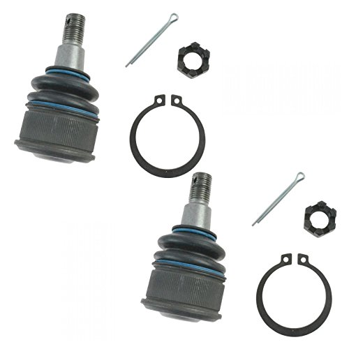 Ball Joint Front Lower LH RH Pair for 03-11 Honda ()