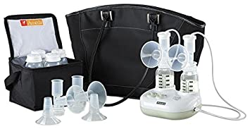 Amazon Com Ameda Purely Yours Ultra Breast Pump Includes Breast