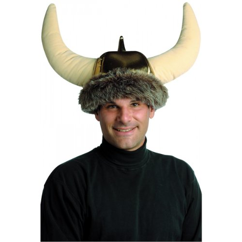 Adult Deluxe Viking Costume Hat ()