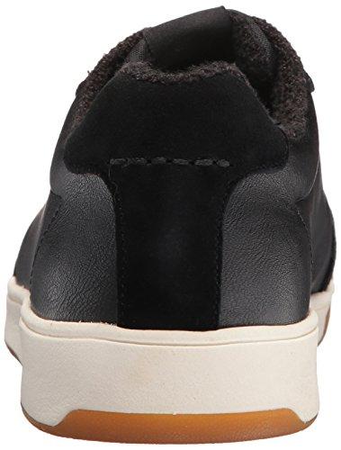 ... Aldo Menns Ignaci Mote Sneaker Sort Skinn ...